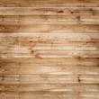 Leinwanddruck Bild - Wood pine plank brown texture for background