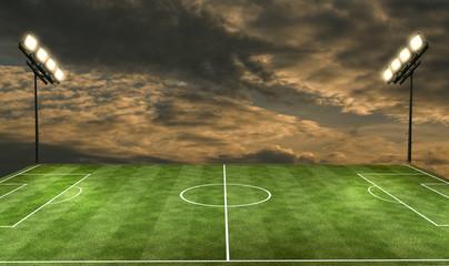 The Stadium and Sundown