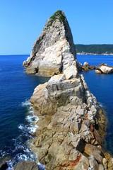 南さつま海道八景  後浜展望所の風景