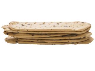 crispy italian flatbread