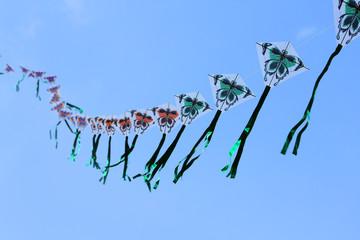 Asiatische Drachenkette