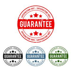 Guarantee Grunge Stamp