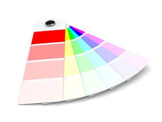 Pantone Colors Sampler