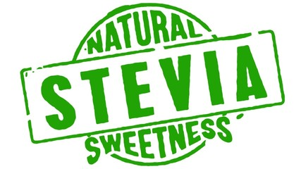 Rubber Stamp Natural Stevia Sweetness