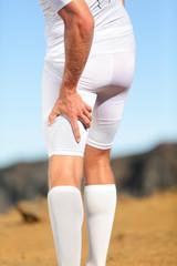 Running sports injury