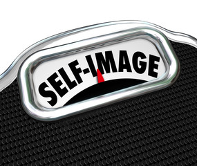 Scale Display Self Image Conscious Lose Weight