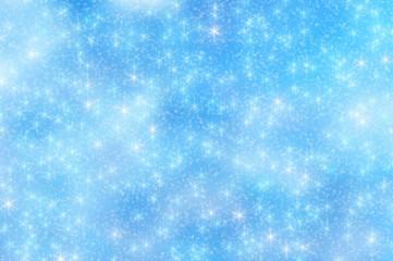 Snow Stars Christmas Background 8