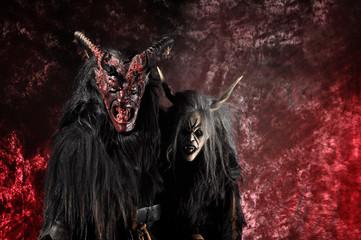 Satan, Teufel