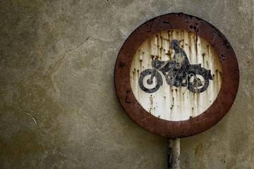 rusty biker