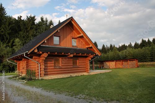 log cabin - 71160063