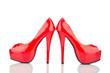 Rote High Heels