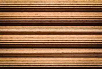 knurled wooden sticks
