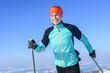 Spass am Langlauf-Sport
