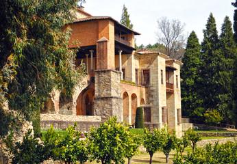 Monasterio de Yuste, Cáceres, España