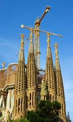 Cathedral Cagrada Familia.