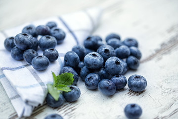 Freeh blueberry