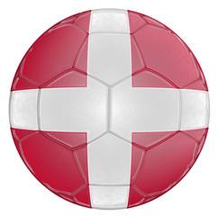 Soccer Ball Denmark