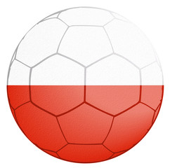 Soccer Ball Poland