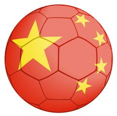Soccer Ball China