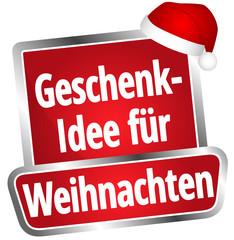 Geschenkidee für Weihnachten