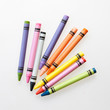 colorful crayons - 71174236