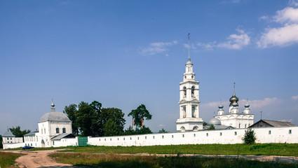 Свято-Николо-Тихонов мужской монастырь.