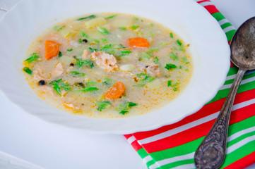 Norwegian soup