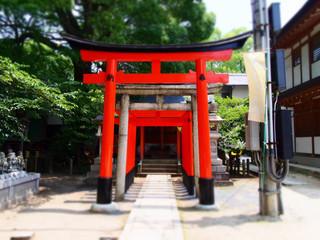 鳥居(藤森神社・京都)