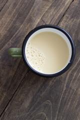 Soy milk [Soya milk ]