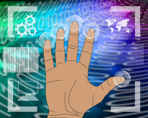 hand interface