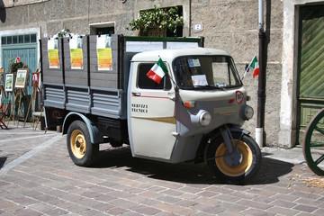 motocarro Guzzi Ercole 500