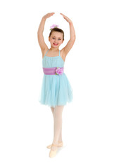 Ballerina Dancer Child