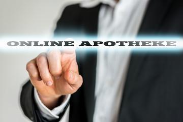 Online Apotheke or Pharmacy