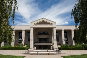 Nevada Supreme Court - Horizontal