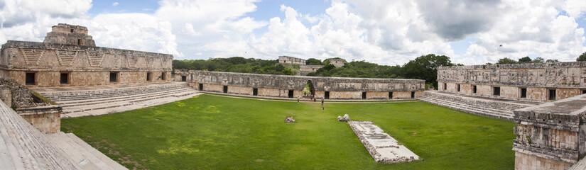 Uxmal - Messico