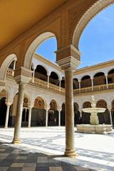 Palacio Casa de Pilatos, Sevilla, España