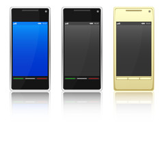 Three smartphone
