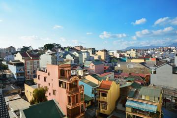 Dalat city, Vietnam