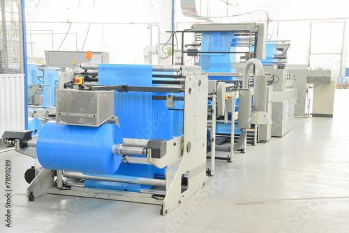 production polyethylene garbage bags - 71190289