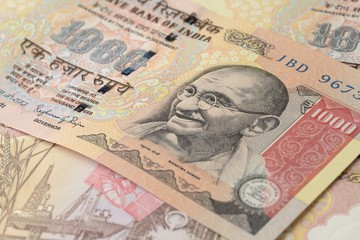 Indian Currency- Thousand Rupee