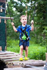 Extreme sports park for children