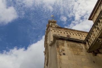 Cathedral of St Mark at Korcula island, Croatia