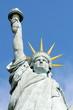 Obrazy na płótnie, fototapety, zdjęcia, fotoobrazy drukowane : Statue liberté Paris