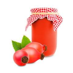Rose hip product