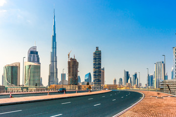 Road to Dubai,Dubai.