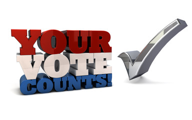 Your Mid Term Election Vote Counts 2014