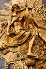 Jugendstil in Gold