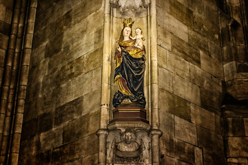 Saint Vitus Cathedral art