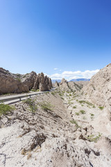 Las Flechas Gorge in Salta, Argentina.