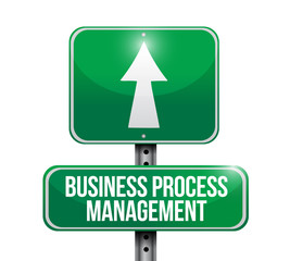 business process management sign